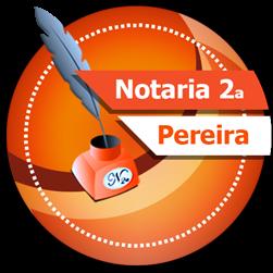 NOTARIA SEGUNDA DE PEREIRA